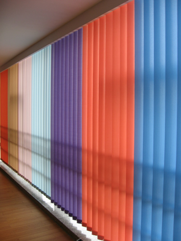 Vertical Blinds Ireland